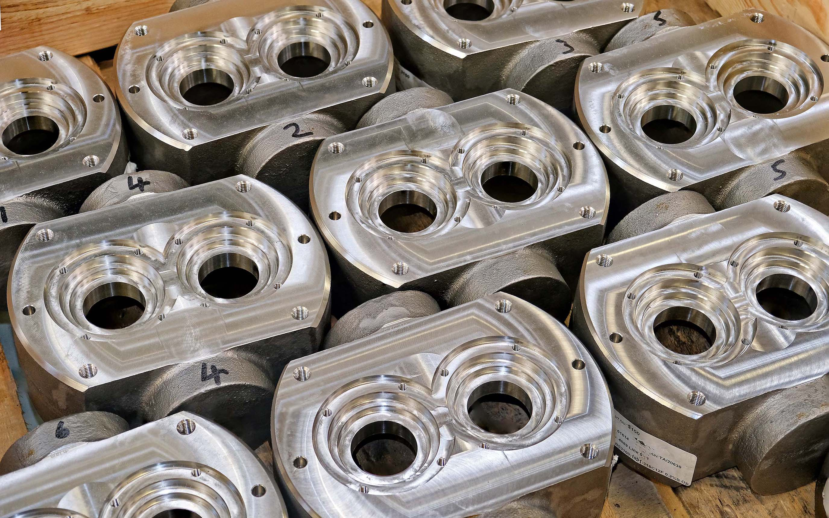 atc components machining